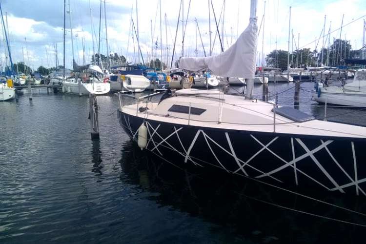 beneteau first 25 1980 te koop